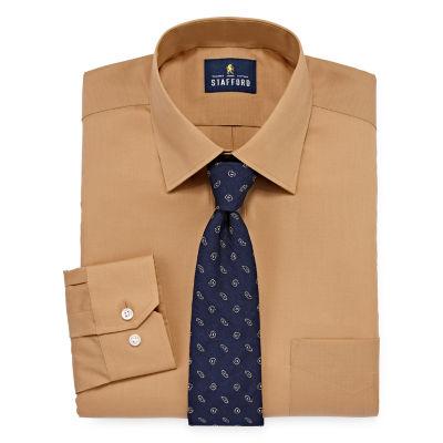 Stafford Box Shirt And Tie Set Shirt + Tie Set