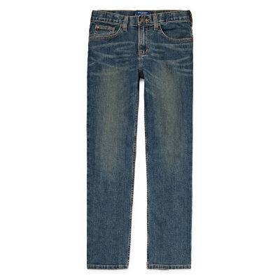 Arizona Original Fit Flex Jeans Boys 4-20, Slim & HUsky