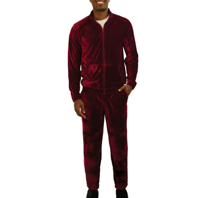 Steve Harvey Velour Track Suit