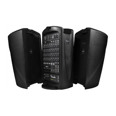 Fender Passport Venue Portable PA System - 600 Watts, 8-Channel
