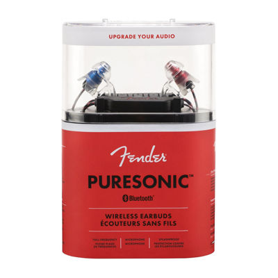 Fender PureSonic Bluetooth Wireless Earbuds