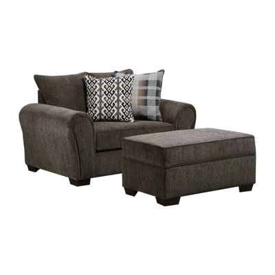 Simmons Beautyrest® Hunter Oversized Chair