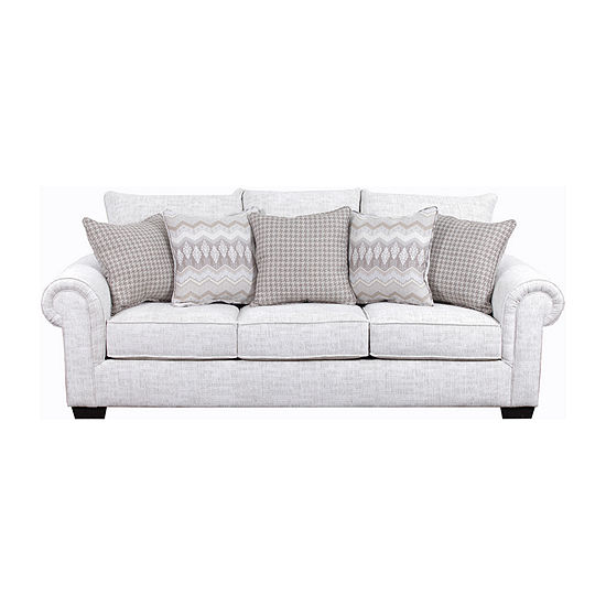 Simmons Upholstery® Brooklyn Queen Sleeper Sofa