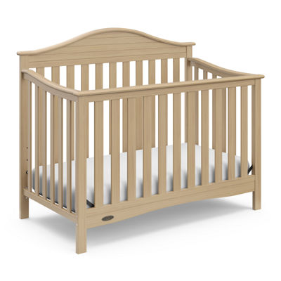 Graco Harbor Lights Convertible Crib - Driftwood