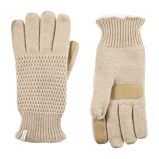 Isotoner Cold Weather Knit Gloves with SmartDRI