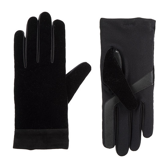 Isotoner Velvet Cold Weather Gloves