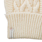 Isotoner Cable Back Knit Cold Weather Gloves