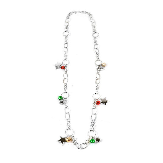 Mixit 36 Inch Link Strand Necklace