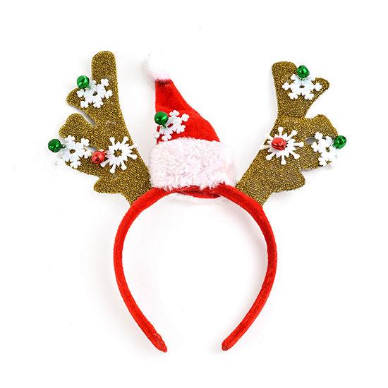 Mixit Glitter Reindeer Headband
