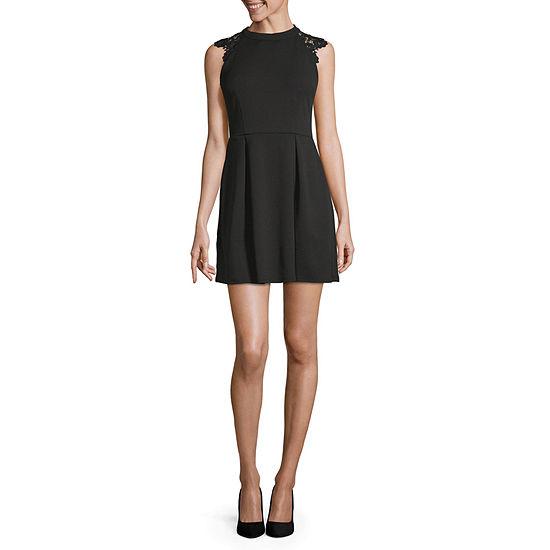 Speechless-Juniors Sleeveless Dress Set