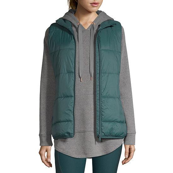 Xersion Puffer Womens Vest
