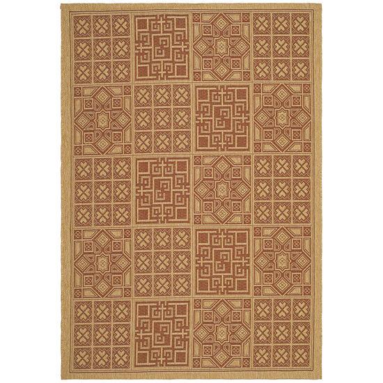 Lyndhurst Tile Indoor/Outdoor Rectangular Rugs