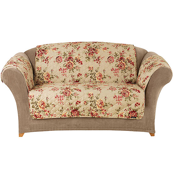 Sure Fit Lexington Fl 1 Pc Loveseat Pet Furniture Cover