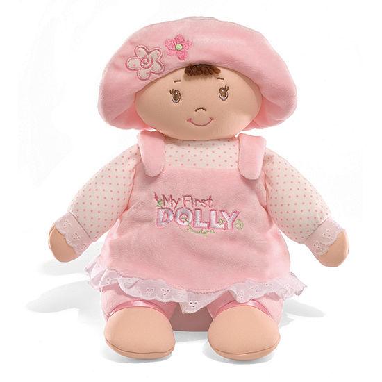 Gund My First Dolly Stuffed Animal