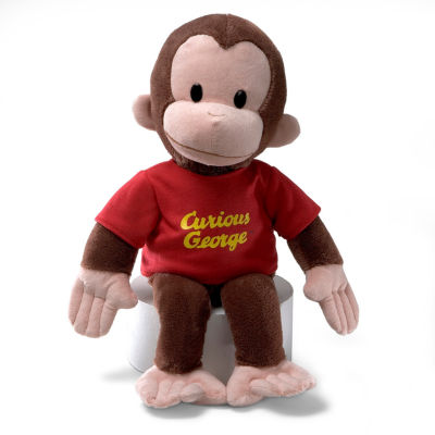 "CURIOUS GEORGE 16"" RED SHIRT"""