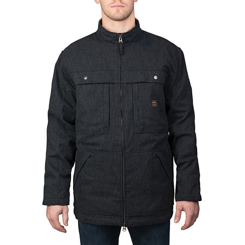 Walls Workwear Muscle Back Coat with Kevlar