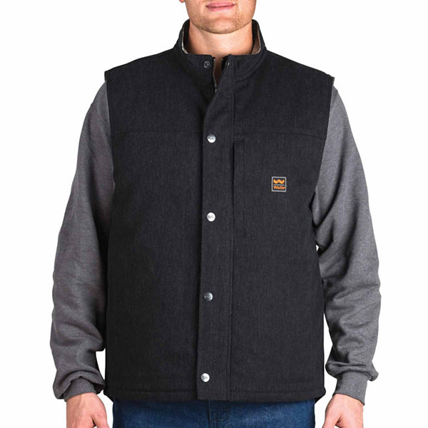 Walls Workwear Vest with Kevlar