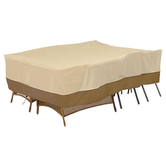 Classic Accessories® Veranda Conversation Set/Furniture Group Cover Medium