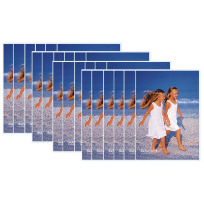 "Snap 5x7"" Acrylic Magnetic- Set of 24"""