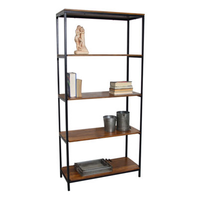 Brayden 5-Shelf Bookcase