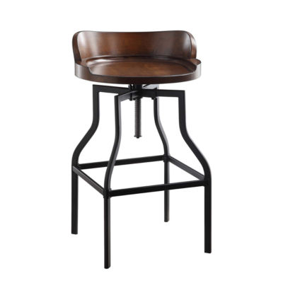 Marais Adjustable Bar Stool