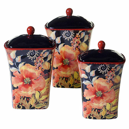 CANISTER SET 3PC