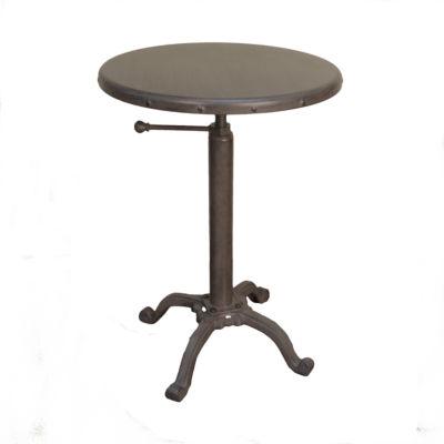 Irene Adjustable Vintage End Table