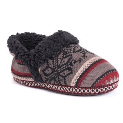 Muk Luks Magdalena Bootie Slippers