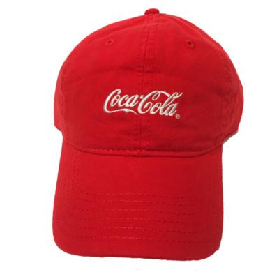 Coca-Cola Embroidered Baseball Cap