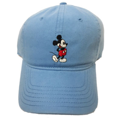 Mickey Mouse Embroidered Baseball Cap