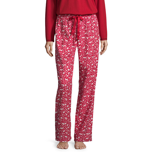 Sleep Chic Flannel  Pajama Pants