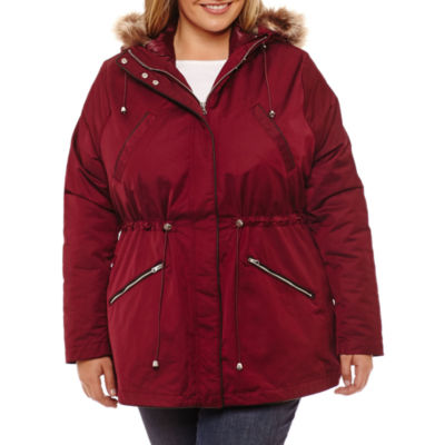 a.n.a Water Resistant 3-In-1 System Jacket-Plus