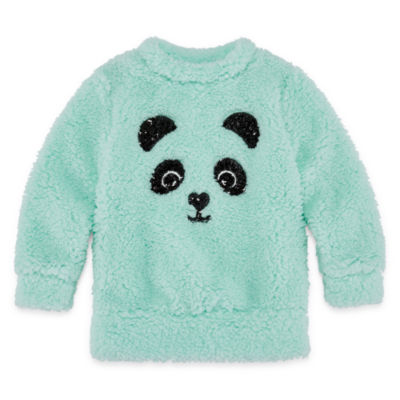 Total Girl Long Sleeve Sweatshirt - Preschool Girls
