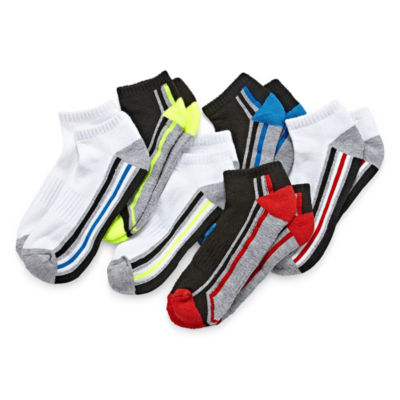 Xersion Boys 6 Pack Low Cut Socks