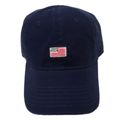 American Flag Embroidered Dad Hat