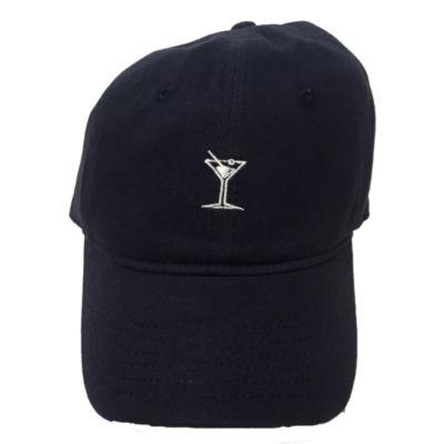 Martini Dad Hat