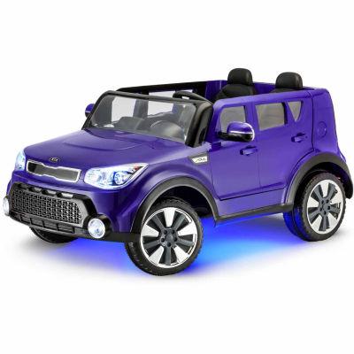 Kid Trax Kia Soul 12V Electric Ride-on