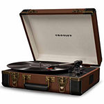 Crosley Executive Deluxe Portable Turntable