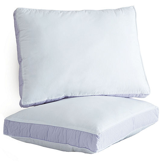 WellRest Quilted Sidewall Extra Firm Density Pillow 2-Pack
