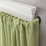 "Eclipse Room Darkening Wrap Curtain Rod 5/8"" Diameter"
