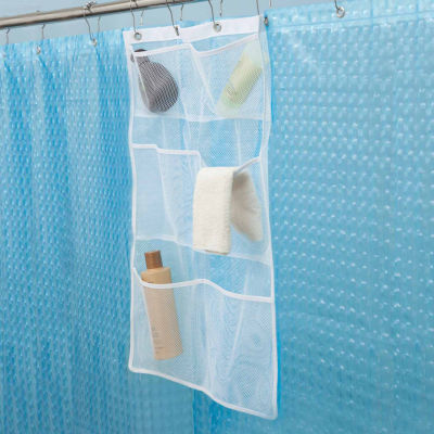 Kenney 6-Pocket Mesh Bath Organizer