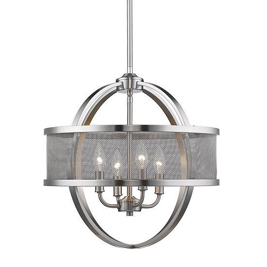Colson 4-Light Chandelier