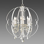 Ella 6-Light Chandelier