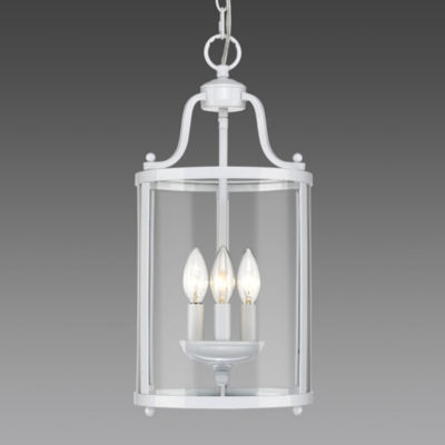 Payton 3-Light Pendant with Clear Glass