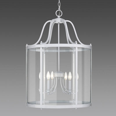 Payton 6-Light Pendant with Clear Glass