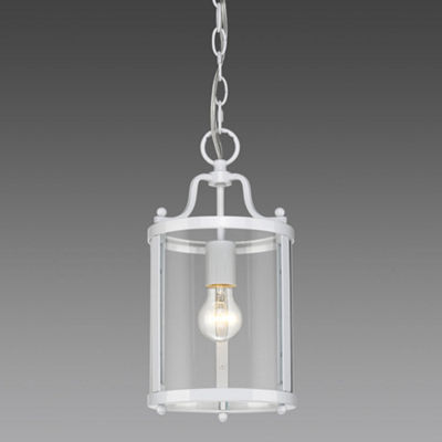 Payton Mini Pendant with Clear Glass