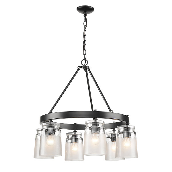 Travers 6-Light Chandelier