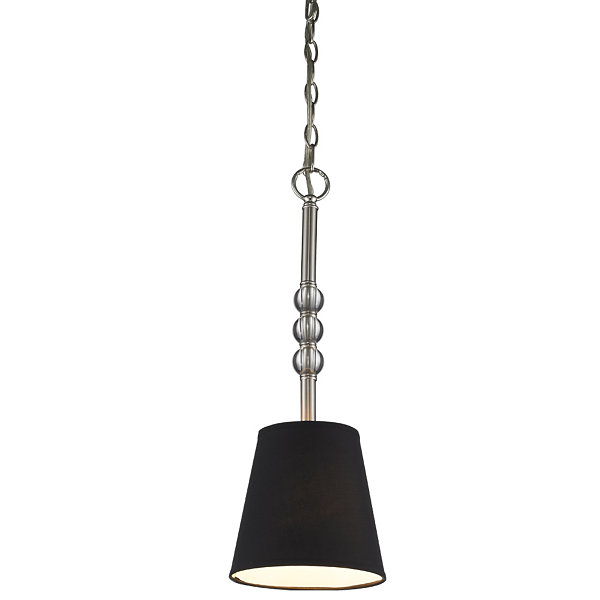Waverly Mini Pendant in Pewter