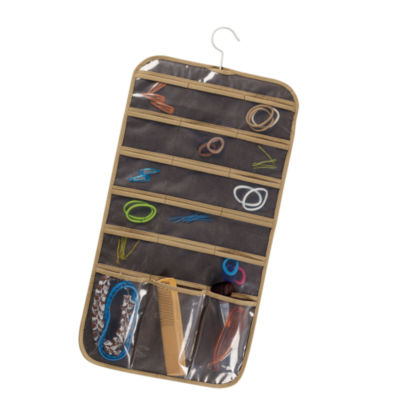 Household Essentials Jewelry Stocking Organizer