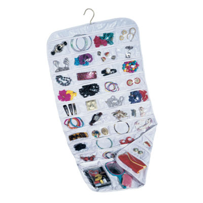 Household Essentials 80-Pocket Jewelry Organizer